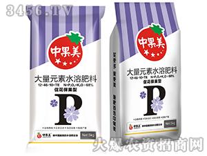 促花保果型大量元素水溶肥料12-46-10+TE-中果美-农利达