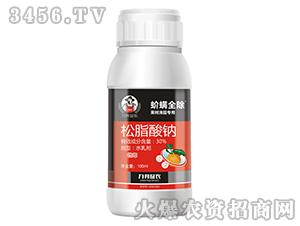 30%松脂酸钠水乳剂-蚧螨全除-力邦益农