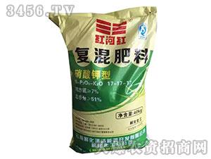 复混肥料17-17-17-红河-云南解化