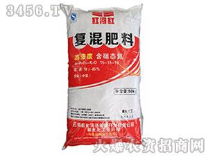 硝氯基复混肥15-15-15-红河红-云南解化
