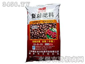 复混肥料15-5-15-红河红-云南解化