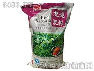 硝硫基复混肥料18-6-8-红河红-云南解化