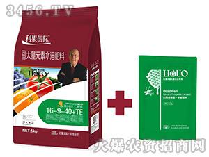 蜂胶高钾型大量元素水溶肥料16-9-40+TE-利果国际