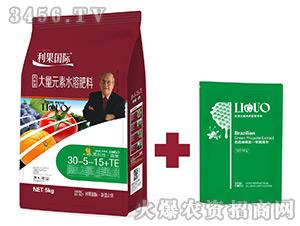 蜂胶高氮型大量元素水溶肥料30-5-15+TE-利果国际