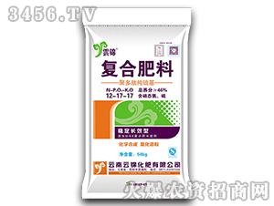 聚多肽纯硫基复合肥料12-17-17-云锦
