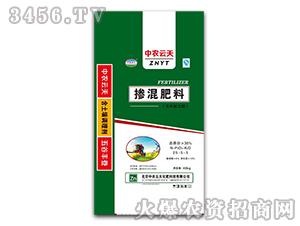 掺混肥料25-5-5-中农云天-万代富田