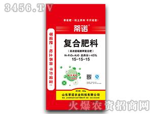 高浓度硫酸钾复合肥料15-15-15-蒂诺