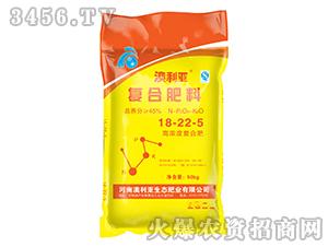 高浓度复合肥料18-22-5-澳利亚