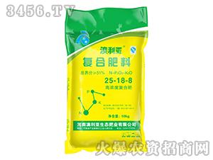高浓度复合肥料25-18-8-澳利亚