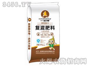 复混肥料(大田专用型)