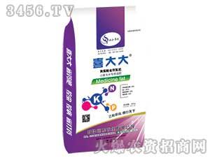 黄腐酸省药氮肥(小麦玉米专用追肥)-喜大大药肥-天润三禾