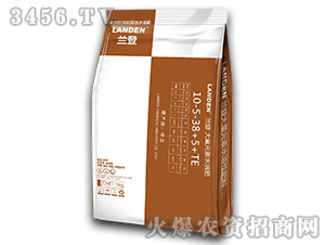 大量元素水溶肥10-5-38+5+TE-兰登-中科三农
