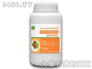 蔬菜专用型功能性液体肥料-翠素-中科三农
