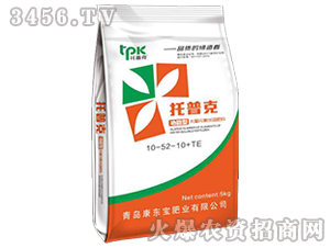 大量元素水溶肥料10-52-10+TE-托普克-康东宝