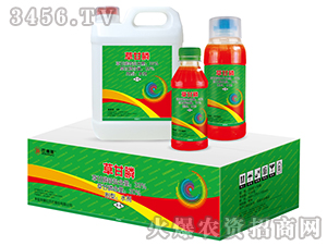 33%草甘膦水剂-红四方品牌