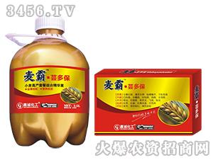小麦高产套餐组合精华素-麦霸·芸多保-嘉诚农业