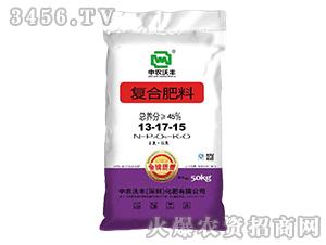 复合肥料13-17-15-中农沃丰-沃丰
