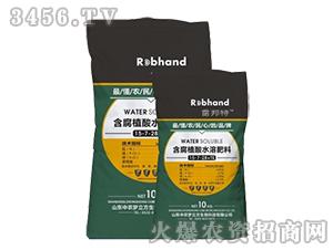 含腐殖酸水溶肥料15-7-28+TE+FA+C-雷邦特-中农梦立方