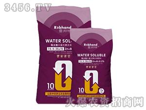 大量元素水溶肥料15-5-35+TE-雷邦特-中农梦立方