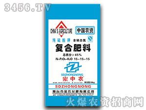 纯硫酸钾复合肥料15-
