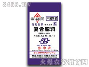 纯硫酸钾复合肥料16-