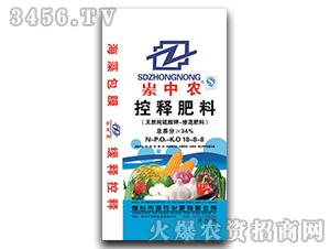 控释肥料18-8-8-岽中农-金农