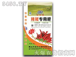 辣椒专用肥18-12-18-岽中农-金农