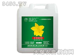 含氨基酸水溶肥料(20-20-20-TE)分化促花型-仰恩生物