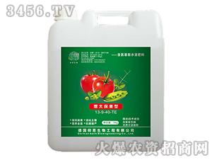 含氨基酸水溶肥料(13-9-40-TE)增大保果型-仰恩生物