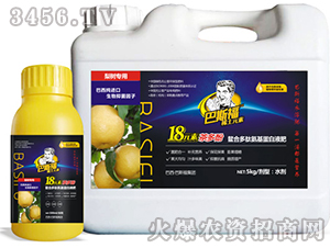 梨树专用螯合多肽氨基蛋