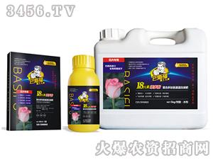 花卉专用螯合多肽氨基蛋白液肥-巴斯福