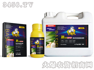 葱姜蒜专用螯合多肽氨基蛋白液肥-巴斯福