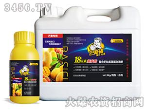 芒果专用螯合多肽氨基蛋白液肥-巴斯福