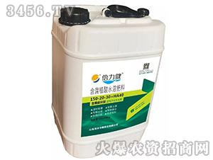 含腐植酸水溶肥料-倍力健-今朝农化