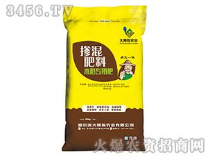 水稻掺混肥16-24-18-大拇指农业