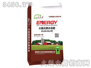 大量元素水溶肥20-20-20+TE-大北农