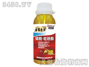 45%烯酰·吡唑酯悬浮剂-霜霉专治-陕西道森
