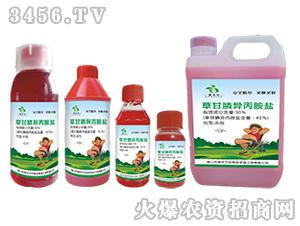 41%草甘膦异丙胺盐水剂-德贝尔