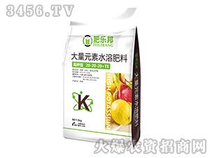 高钾型大量元素水溶肥料20-20-20+TE-肥乐邦-易多收