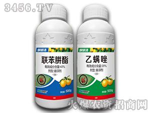 43%联苯肼酯+20%乙螨唑-螨卵清-科利农