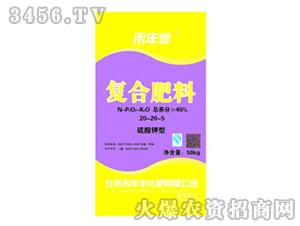 复合肥料(硫酸钾型)2