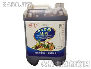高氮高钾・含腐植酸水溶肥料-佳美-梓言