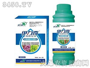 葡萄专用含氨基酸水溶肥料-伊力奇-科德宝