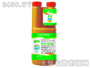 44%烟・莠・滴辛酯(玉米苗后除草剂)-御成-凯晟龙江