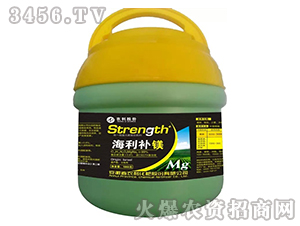 单一微量元素螯合肥料-海利补镁-农利