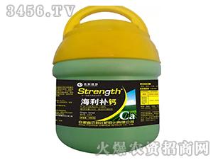 单一微量元素螯合肥料-海利补钙-农利