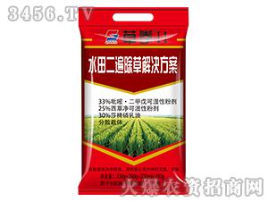 水稻二遍除草解决方案-草拳II-长双农药