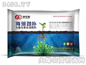 大量元素水溶肥料20-20-20+TE-海藻劲补-地专家