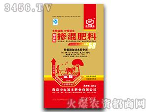 稳定性掺混肥料16-18-12-中农福丰-福硕肥业