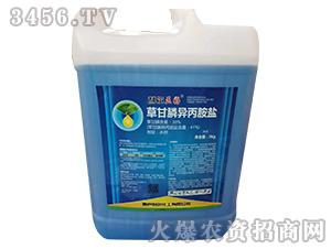 5kg草甘膦异丙胺盐水剂-利尔正好-利尔化工